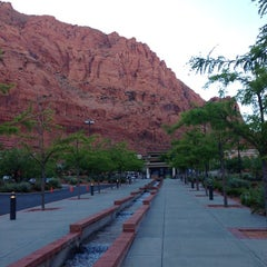 Photo taken at Tuacahn Center for the Arts by James H. on 7/31/2013