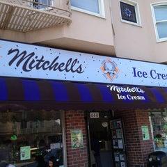 Photo taken at Mitchell's Ice Cream by @Jose_MannyLA on 3/16/2013