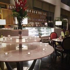 Photo taken at Century Park Hotel by Tuğba Ö. on 8/25/2015