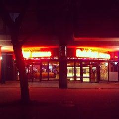Photo taken at Rainbow Cinemas Market Square by Margarita on 10/1/2012
