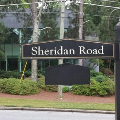Photo taken at Sheridan road by Justin D. on 6/10/2013