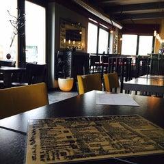 Photo taken at Podolee café-bar by Jiří Č. on 6/5/2015