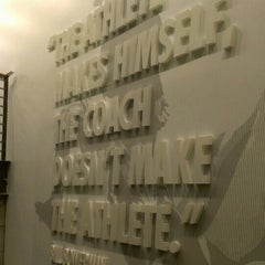 Photo taken at Niketown Los Angeles by Jamie on 3/3/2013