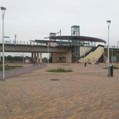 Photo taken at Station Nijmegen Lent by Jan Harm v. on 8/22/2013