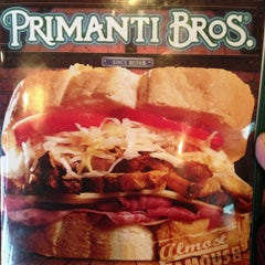Photo taken at Primanti Bros by Amy S. on 12/2/2012