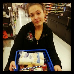 Photo taken at Walmart Supercenter by The Hungry Housewives ~. on 12/7/2012