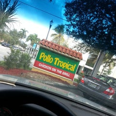 Photo taken at Pollo Tropical by Kevin V. on 11/26/2013