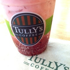Photo taken at Tully's Coffee by Bianca S. on 2/10/2013