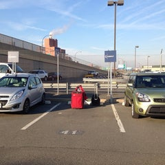 Photo taken at Dollar Rent A Car (EWR) by Luis C. E. on 1/17/2014