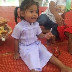 Photo taken at วัดหนองใหญ่ by PammY P. on 7/30/2015