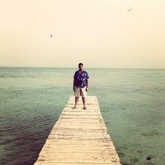 Photo taken at Al Dar Island by Yonis A. on 4/23/2013