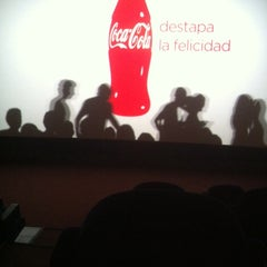 Photo taken at Cines Bahía Mar by Fernando G. on 4/1/2014
