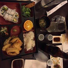 Photo taken at Sumo Sushi by Sarah C. on 1/8/2015