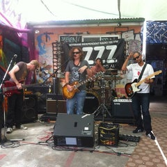 Photo taken at 4ZzZ FM by Megan B. on 12/15/2012