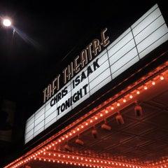 Photo taken at Taft Theatre by Jason B. on 11/22/2012