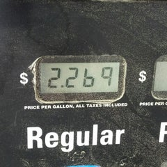 Photo taken at Sunoco by Jennifer H. on 3/18/2013
