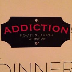 Photo taken at Addiction at Rumor Vegas Boutique Resort by Becky C. on 11/9/2013