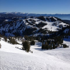 Photo taken at Alpine Meadows Ski Resort by Russ on 2/1/2013