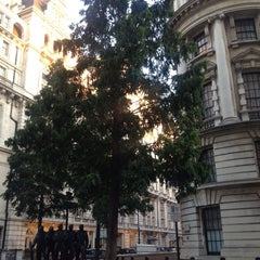 Photo taken at Whitehall Place by Sencan S. on 9/4/2013
