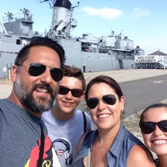 Photo taken at USS Cassin Young by Phil R. on 7/21/2015