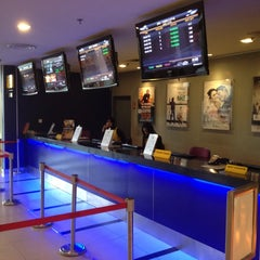 Photo taken at Golden Screen Cinemas (GSC) by CZw R. on 10/23/2012