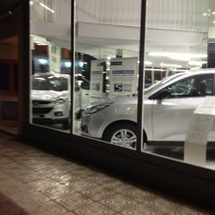 Photo taken at Hyundai Agencia by Jesús P. on 2/8/2013