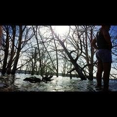 Photo taken at Lake Georgetown by Manuel C. on 2/24/2014