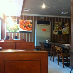 Photo taken at Next Door Noodles by North Park by Brynne on 12/29/2012