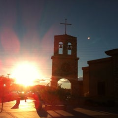 Photo taken at St. Francis Of Assisi Church by Joseph N. on 12/21/2013
