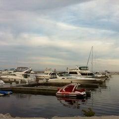 Photo taken at Sheboygan Harbor Center Marina by Joseph N. on 6/15/2014