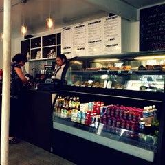 Photo taken at Fresh Cafe by Yusuke T. on 12/6/2012