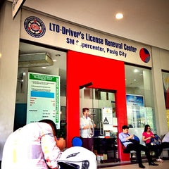 Photo taken at LTO Driver's License Renewal Center by Marc M. on 5/29/2014