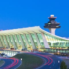 Photo taken at Washington Dulles International Airport by Ben O. on 6/13/2013