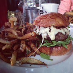 Photo taken at Skillet Diner - Capitol Hill by Amanda N. on 4/28/2013