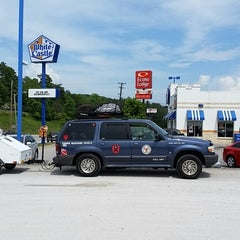Photo taken at White Castle by Eric L. on 5/30/2014