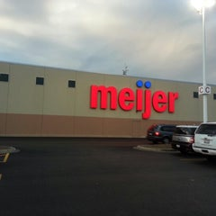 Photo taken at Meijer by Eric L. on 11/10/2012