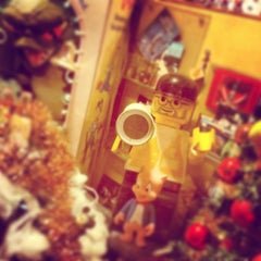 Photo taken at BANDIT-Selected Toys by OMICHI T. on 12/12/2013
