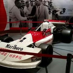 Photo taken at 大賽車博物館 / Museu do Grande Prémio / Grand Prix Museum by G S L. on 10/30/2015
