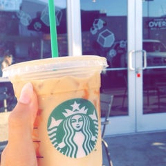 Photo taken at Starbucks by Nora A. on 8/15/2015