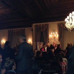 Photo taken at The Harmonie Club by Laura G. on 10/23/2013