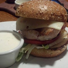 Photo taken at Outback Steakhouse by Shayla C. on 12/16/2012