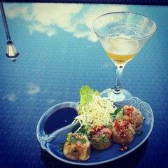 Photo taken at Thai Thani Restaurant by @antjphotog on 4/25/2014