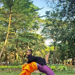 Photo taken at Taman Hutan Tebet by Poetri A. on 9/3/2015