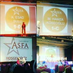Photo taken at Asfa Eğitim Kurumları by Tuba P. on 9/15/2015
