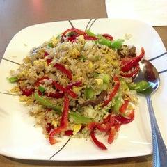 Photo taken at Ocha Tea Café & Restaurant by Yuankai G. on 6/4/2013