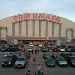 Photo taken at Cow Palace by Ms.Fu on 3/17/2013