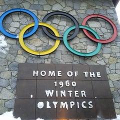 Photo taken at Squaw Valley Ski Resort by Ms.Fu on 12/29/2012