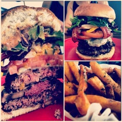 Photo taken at G Burger by Changy on 4/22/2013