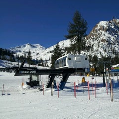 Photo taken at Squaw Valley Ski Resort by Lawrence W. on 1/17/2013