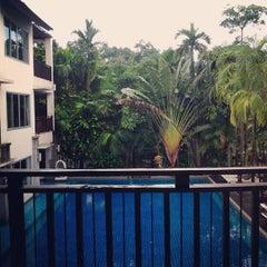 Photo taken at Lanta Sand Resort And Spa Koh Lanta by Phoommeth N. on 10/6/2013